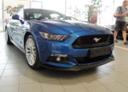 Mustang 5,0 TI-VCT V8 GT,310kW/421PS