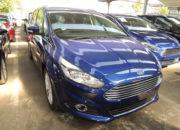 Ford S-Max TITANIUM iNDIC bLAU mETALLIC