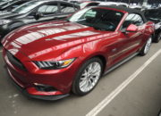 MUSTANG CONVERTIBLE 5,0 TI-VCT GT 310kW(421PS)