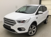 Ford Kuga 4x4 TITANIUM 132kW(180PS)Automat,První registrace 14.05.2018 Frost-weiss