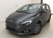 FORD S-MAX 2.0 ECOBLUE TITANIUM 140kW(190PS)Automat,Ujeto 4.395KM,První registrace vozu 11.2018.Pre Collision Assistent, Business Paket 4, Frontkamera mit Split View, Toter Winkel Assitent, Diebstahl Alarmanlage